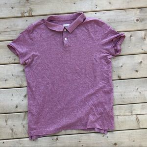 Men's Fossil polo shirt size L